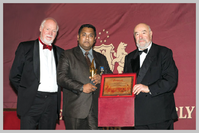 Best Enterprise Award, The Socrates Committee, Oxford, United Kingdom
